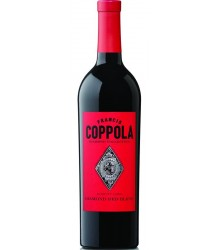 Vin rouge Etats-Unis. USA. Amériqu du Nord. Californie. FRANCIS COPPOLA Diamond Collection Red Blend 2014 0,75 L