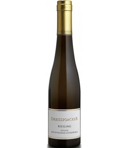 DREISSIGACKER Auslese Bechtheimer Geyersberg Riesling 2010 0,375 L