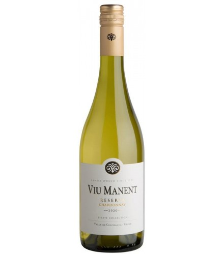 VIU MANENT Reserva Estate Collection Chardonnay 2019