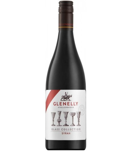 GLENELLY Glass Collection Syrah 2017
