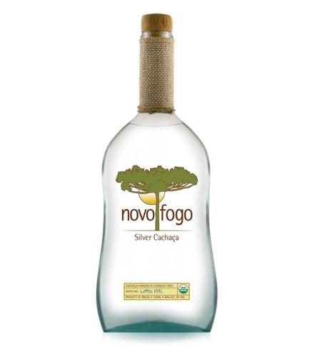 NOVO FOGO Silver Cachaça 0,70 L